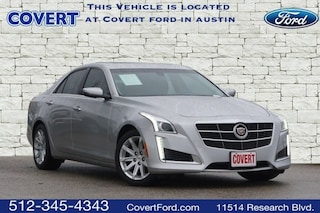 Used 2014 CADILLAC CTS 2.0L Turbo Sedan for sale in Austin TX