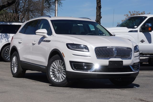 Austin New 2019 Lincoln Nautilus Best Price