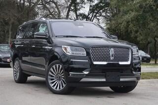 New 2019 Lincoln Navigator L Reserve SUV for sale in Austin TX