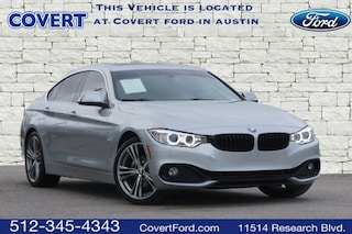 Used 2017 BMW 430i w/SULEV Gran Coupe for sale in Austin TX