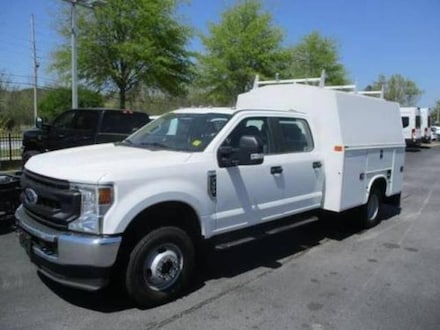 2020 Ford F-350 Chassis Cab XL DRW Chassis Truck