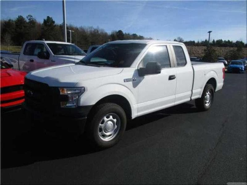 2015 Ford F-150 XL Extended Cab Short Bed Truck