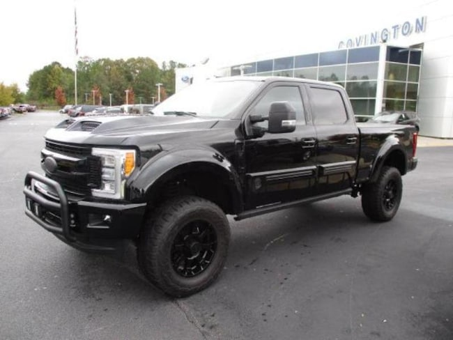2017 Ford F-250 OPS