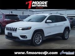 2019 Jeep Cherokee LATITUDE PLUS FWD Sport Utility Silsbee, TX