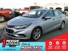 2017 Chevrolet Cruze Premier Auto Sedan Silsbee, TX
