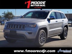 2018 Jeep Grand Cherokee LIMITED 4X2 Sport Utility Silsbee, TX