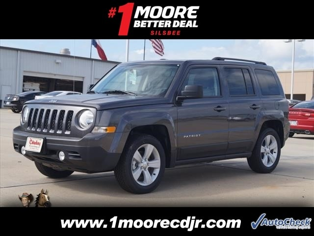 2016 Jeep Patriot LATITUDE FWD Sport Utility