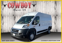 New 2020 Ram ProMaster 1500 CARGO VAN HIGH ROOF 136 WB Cargo Van for sale in Cheyenne WY