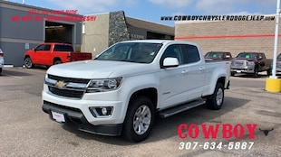 2017 Chevrolet Colorado LT Truck