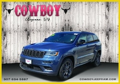 New 2020 Jeep Grand Cherokee LIMITED X 4X4 Sport Utility for sale in Cheyenne WY