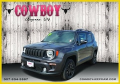 New 2020 Jeep Renegade ALTITUDE 4X4 Sport Utility for sale in Cheyenne WY