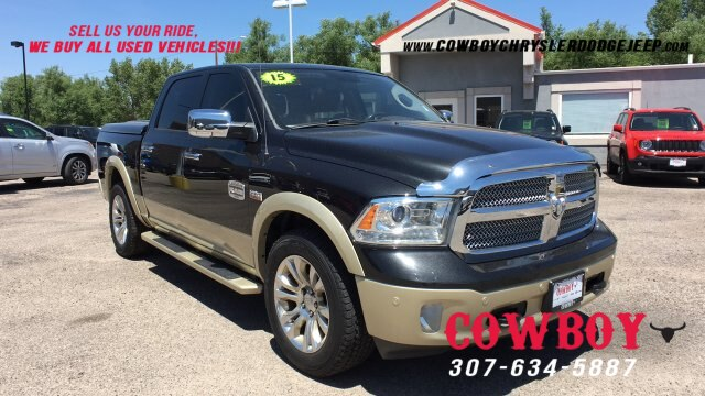 Used 2015 Ram 1500 For Sale at Cowboy Dodge Chrysler Jeep