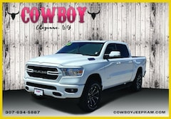 New 2020 Ram 1500 BIG HORN CREW CAB 4X4 5'7 BOX Crew Cab for sale in Cheyenne WY