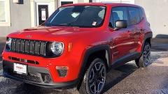 New 2020 Jeep Renegade JEEPSTER 4X4 Sport Utility for sale in Cheyenne WY