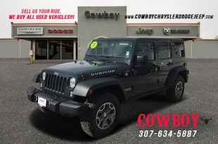 2017 Jeep Wrangler Unlimited Rubicon SUV