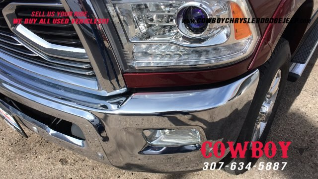 Used 2017 Ram 3500 For Sale at Cowboy Dodge Chrysler Jeep