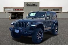 New 2020 Jeep Wrangler RUBICON 4X4 Sport Utility for sale in Cheyenne WY