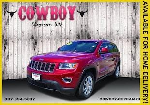 2015 Jeep Grand Cherokee Laredo RWD  Laredo