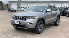 New 2020 Jeep Grand Cherokee LIMITED 4X4 Sport Utility for sale in Cheyenne WY