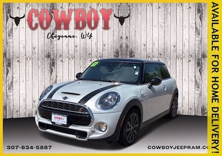 2019 MINI Hardtop 2 Door Cooper S FWD Hatchback