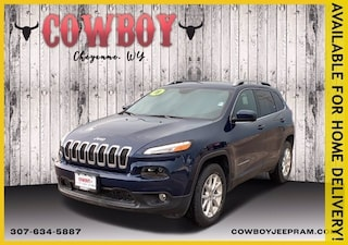 2018 Jeep Cherokee Latitude Plus Latitude Plus 4x4