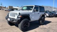 New 2020 Jeep Wrangler SPORT S 4X4 Sport Utility for sale in Cheyenne WY