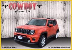New 2020 Jeep Renegade LATITUDE 4X4 Sport Utility for sale in Cheyenne WY