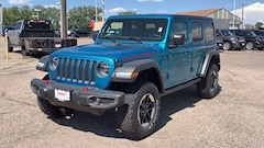 New 2020 Jeep Wrangler UNLIMITED RUBICON 4X4 Sport Utility for sale in Cheyenne WY
