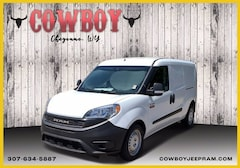 New 2020 Ram ProMaster City TRADESMAN CARGO VAN Cargo Van for sale in Cheyenne WY