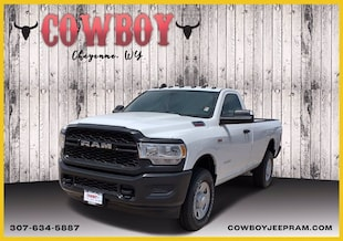2020 Ram 2500 TRADESMAN REGULAR CAB 4X4 8' BOX Regular Cab