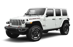 New 2021 Jeep Wrangler UNLIMITED RUBICON 4X4 Sport Utility for sale in Cheyenne WY
