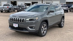 New 2020 Jeep Cherokee LIMITED 4X4 Sport Utility for sale in Cheyenne WY