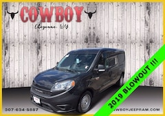 New 2019 Ram ProMaster City TRADESMAN CARGO VAN Cargo Van for sale in Cheyenne WY