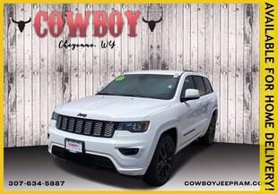2018 Jeep Grand Cherokee Altitude 4x4 *Ltd Avail* SUV