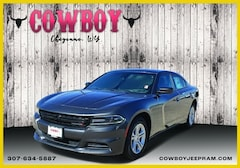 New 2019 Dodge Charger SXT RWD Sedan for sale in Cheyenne WY