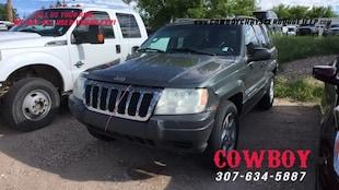 2003 Jeep Grand Cherokee Laredo SUV