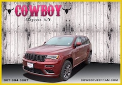 New 2021 Jeep Grand Cherokee HIGH ALTITUDE 4X4 Sport Utility for sale in Cheyenne WY
