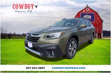 2020 Subaru Outback Limited CVT SUV