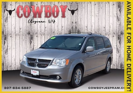 2019 Dodge Grand Caravan SXT Wagon Mini-van, Passenger