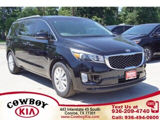 2018 Kia Sedona EX Minivan/Van For Sale in Conroe, TX