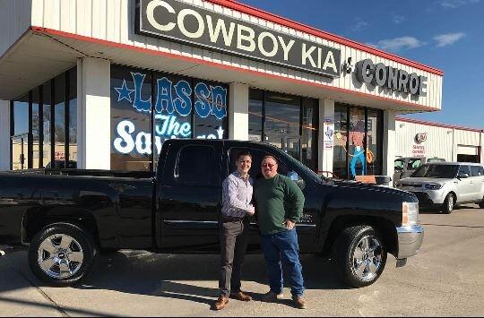 Superb Cowboy Kia