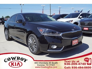 2018 Kia Cadenza Premium Sedan For Sale in Conroe, TX