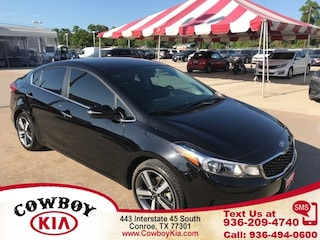 2017 Kia Forte EX Sedan For Sale in Conroe, TX