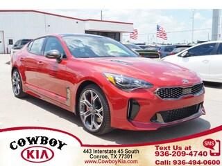 2018 Kia Stinger GT1 Hatchback For Sale in Conroe, TX