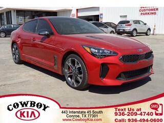 2018 Kia Stinger GT2 Hatchback For Sale in Conroe, TX