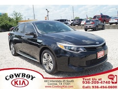 2018 Kia Optima Plug-In Hybrid EX Sedan