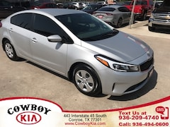 2018 Kia Forte LX Sedan For Sale in Conroe, TX