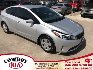 2018 Kia Forte LX Sedan For Sale in Conroe, TX