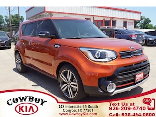 2018 Kia Soul Exclaim Wagon For Sale in Conroe, TX
