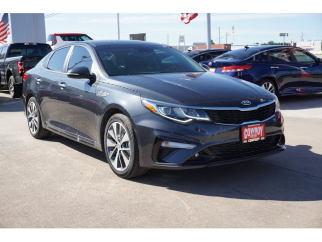 2018 Kia Optima EX EX  Sedan